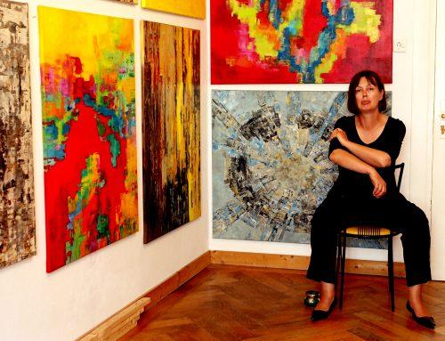 Ausstellung von Johanna C. Neumeier