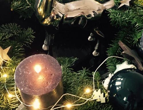Weihnachtsgrüße & Öffnungszeiten 2017