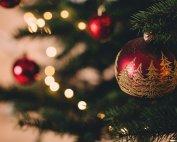 Weihnachtsgrüße & Öffnungszeiten