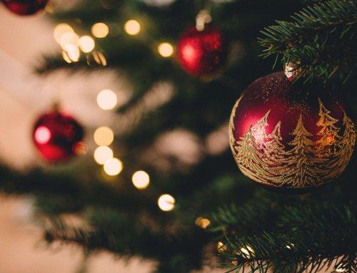 Weihnachtsgrüße & Öffnungszeiten 2018